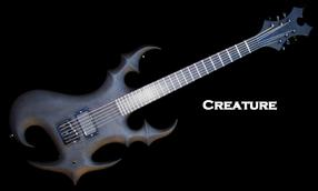 Monson Creature Guitar