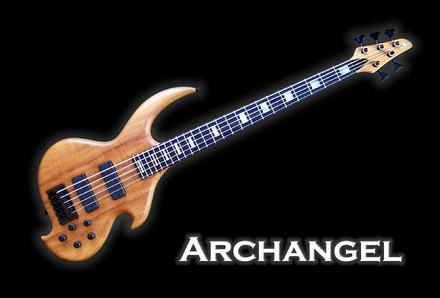 Monson Archangel Bass Guitar