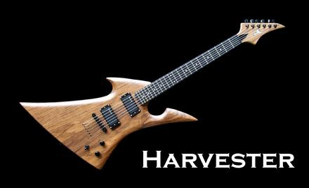 Monson Harvester Guitar