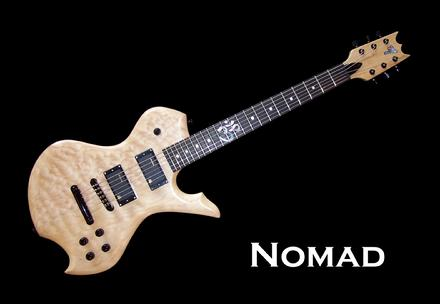 Monson Nomad Guitar Mike Scheidt Yob