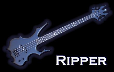 Monson Ripper Bass Guitar