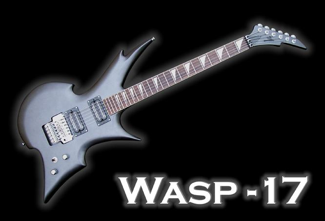 Monson Wasp-17 Guitar